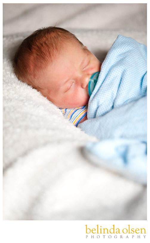 Tanner newborn photos